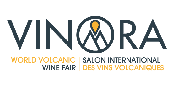 logo vinora volcanic wines international fair